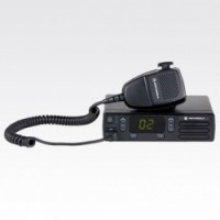 RADIO BASE VHF 45W ANALOGA DEM300 MOTOROLA