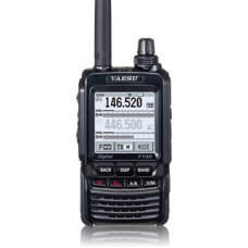 Radio Portatil Amateur Dual Band Digital FT-2DR Yaesu
