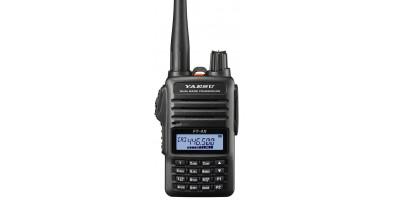 Radio Portatil Dual Banda Vhf/Uhf , FT-4XR Yaesu