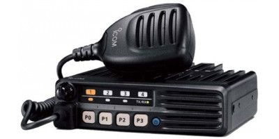 Radio Movil Base Uhf Sin pantalla IC-F6013 ICOM