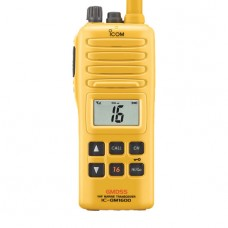 Radio Portatil Vhf Marina Emergencia IC-GM1600 ICOM