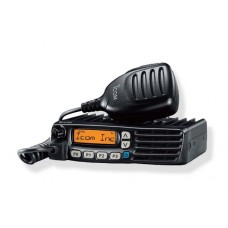 Radio Base Movil Digital Con Pantalla IC-F5123 ICOM