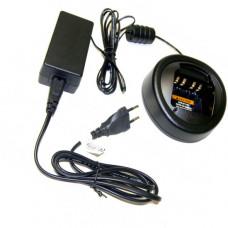 Cargador Unitario para DEP550e y DGP  NNTN8273 Motorola